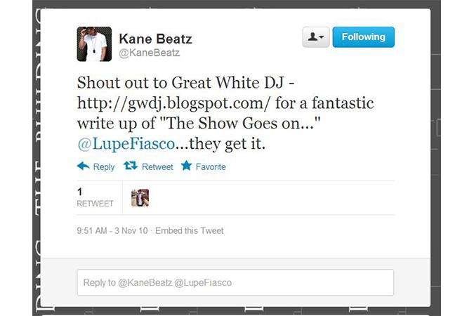 DJ-Blogger